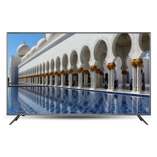 "65"" Smart LED TV Stand Full HD Flat Screen IPTV Digital 3D Television"