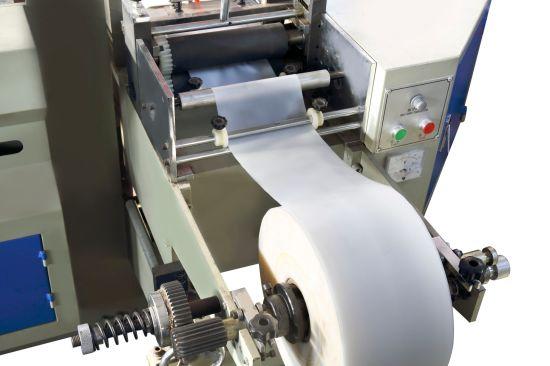 2020 Poly Draw Handle Plastic Bag Machine