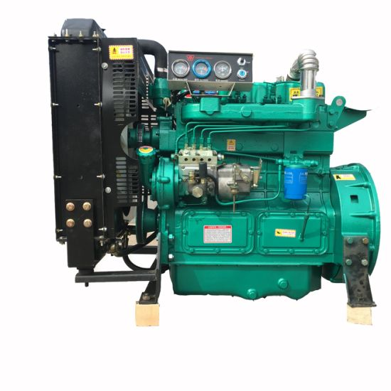 Wholesale 4 Cylinder Weifang Ricardo Zh4105zd/R4105zd Diesel Engine for Power Generator Set