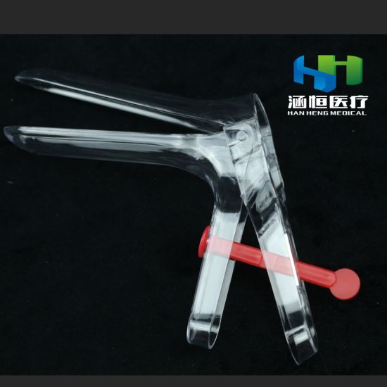 8502 Disposable Medical Vaginal Expander Gynecological Examination Expander Buckle Style