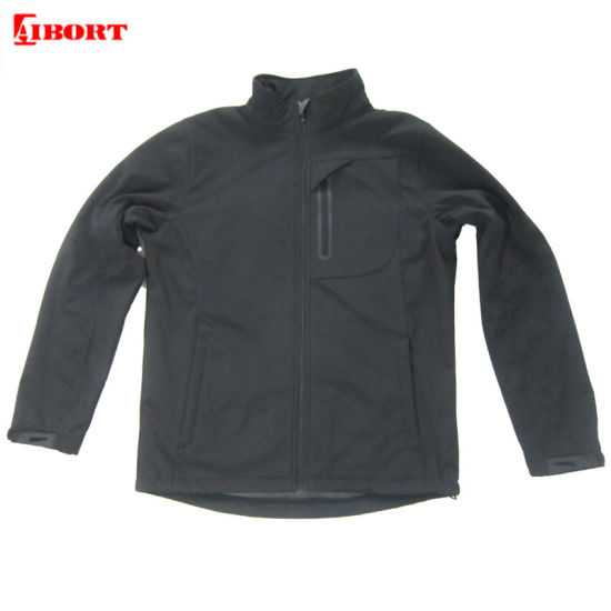 Aibort Custom Waterproof Breathable High Quality Softshell Jacket (jacket-17)