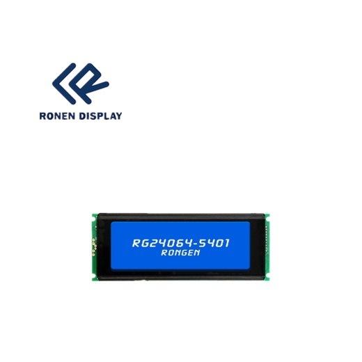 Stn LCD Display 5.4inch 240*64 LCD Module