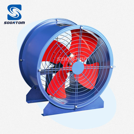 500mm Heavy Duty Duct Fan 1.5kw Powerful Blower Fan