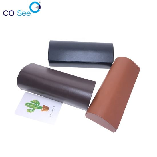 Customize Brands Magnetic High Quality Handmade Glasses Case