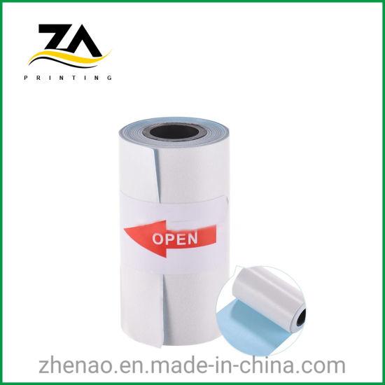 Custom Barcode Printing Thermal Transfer Paper Self Adhesive Printer Sticker