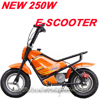 250W Mini Electric Motorcycle (mc-243) pictures & photos