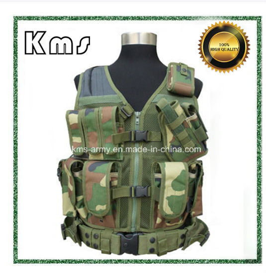 Military Protective Hunting Safety Workwear Tactical Vest