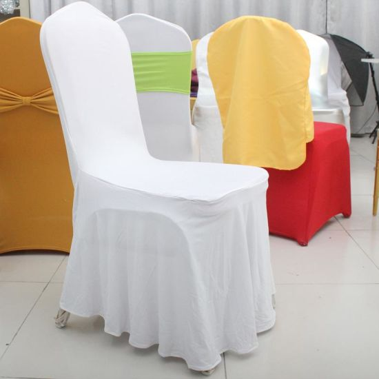 Shanghai General Textile Co. Ltd. & China Hot Sale Polyester Thick Fabric Wedding Chair Cover ...