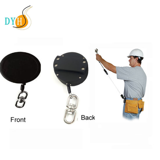 Extension Cord Tether Retractable Cord Wire Tool Lanyard Safety Protection pictures & photos