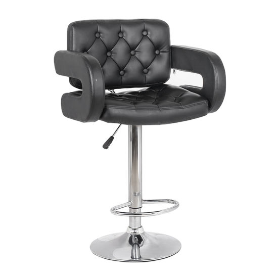 Pleasing China Pu Leather Thickness Seating Stainless Steel Chrome Pdpeps Interior Chair Design Pdpepsorg