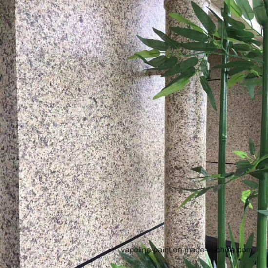 China Anti Stick Spray Texture Paint Granite Stone Coating