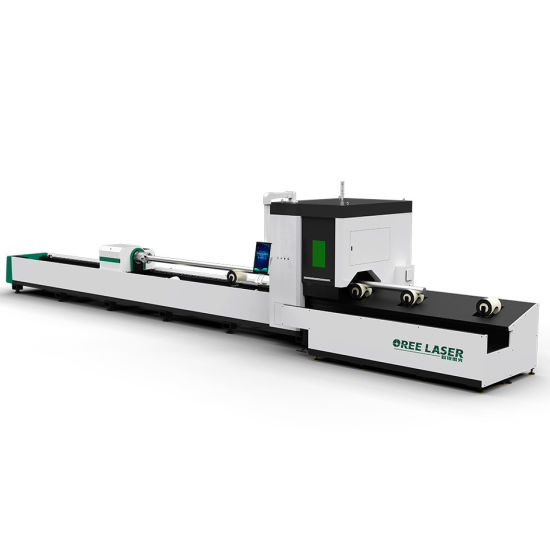 OR-TL Professional Independent Fiber Laser Metal Tube Cutting Machine for Metal stainless steel Carbon Pipe