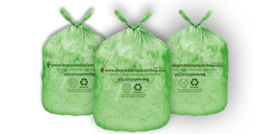Eco-Friendly Special Drable Degradable Garbage Bag