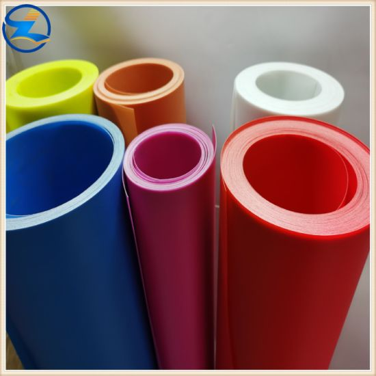 China Clear Matte Glossy PP Rolls Plastic Rigid Acrylic Films for Plastic  Box - China PP Sheet Acrylic Rolls, HIPS Film Roll Sheet