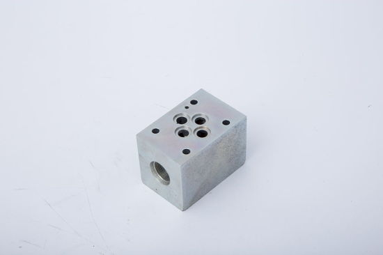 CNC Machinery Parts with Al, Ss, Copper, From Factory