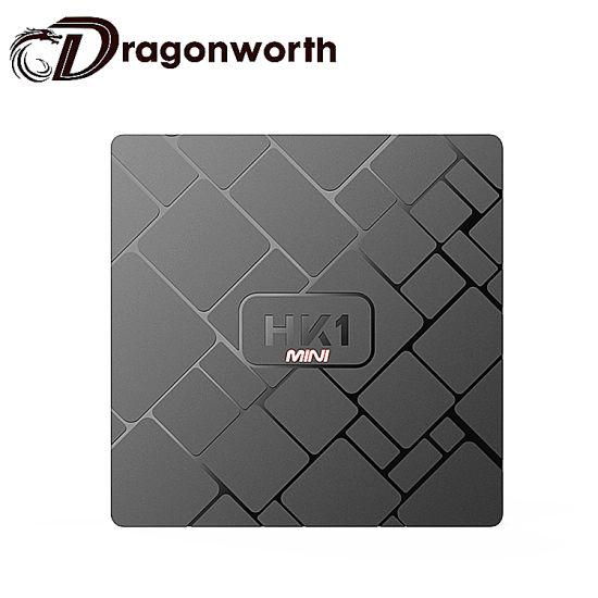 HK1 Mini Android Mini PC Stick Google Rk3229 Set Top Box Media Player Otv  TV Box