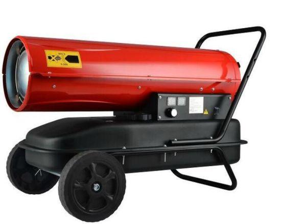 50 Kw Industrial Air Forced Diesel Heater