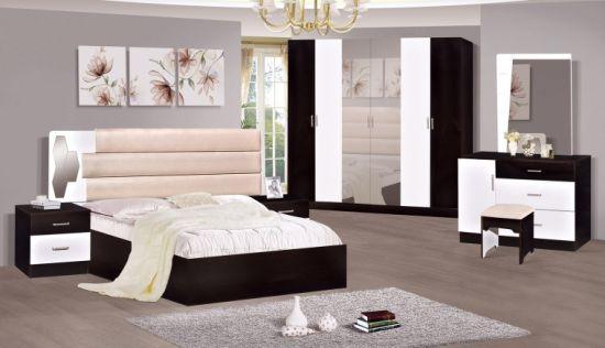 Modern Design Fashion Living Room MDF Paper Finish Single ...