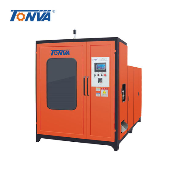 Automatic Extrusion Blow Molding Plastic Small Bottle Making Machine