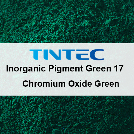 edc7d1e29976 Chromium Oxide Green (PG17) for Almost All Plastics and Coating Industries