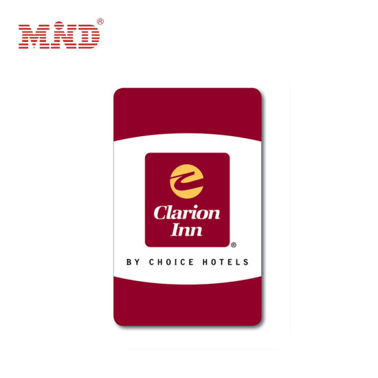 Plastic Contactless RFID Card Access Control Encode Hotel Key Card Encode pictures & photos