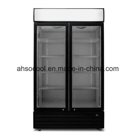 Slim Upright Commercial Glass Door Fridge for Stores and Grocery  sc 1 st  Anhui Socool Refrigeration Co. Ltd. & China Slim Upright Commercial Glass Door Fridge for Stores and ...