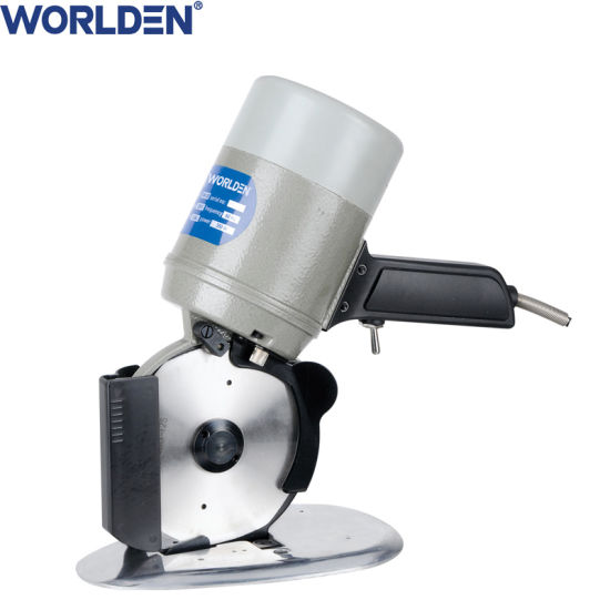 Wd-125 Automatic Round Knife Cloth Cutting Machine