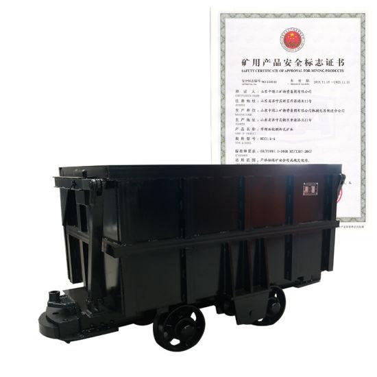 Coal Mine Transport Ore Equipment Side-Discharging Mining Cart