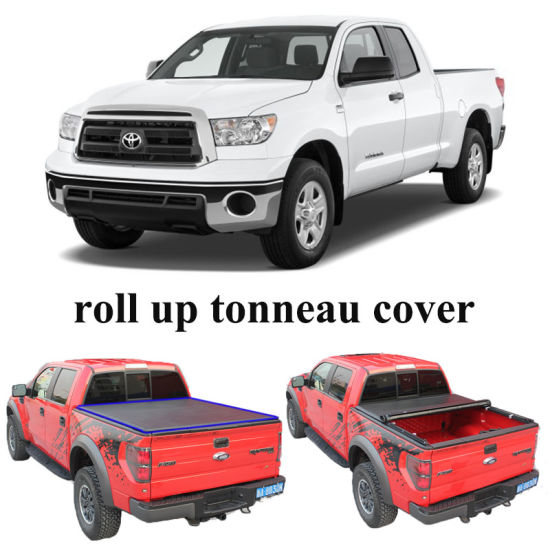 Best Price Privacy Tonneau Cover for Toyota Tundra 6 1/2′ Short Bed 2007-2015 pictures & photos
