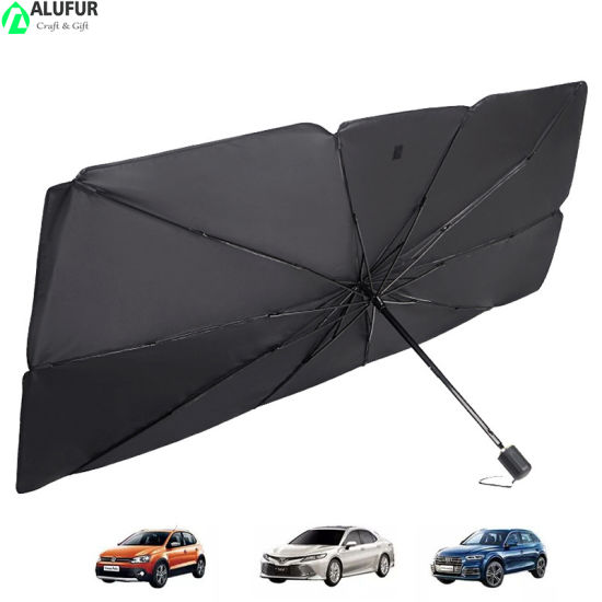 UV Resistant Car Sunshade Umbrella Car Windshield Sun Shade for Automobile