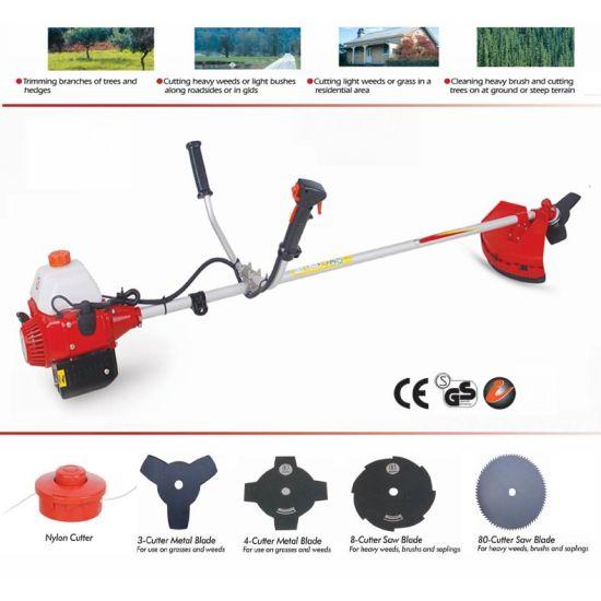 2-Cycle 40.2cc Nb411 Brush Cutter Grass Trimmer Lawn Mower Grass Cutter