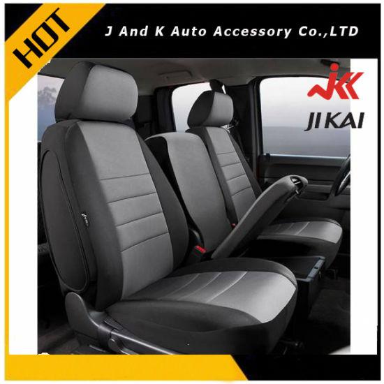 Comfortable Wholesale Elastic Rear Neoprene Fancy Custom Breathable Car Seat Cover