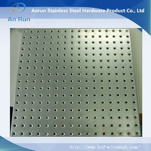 Perforated Treated Plate for Cat Walk pictures & photos
