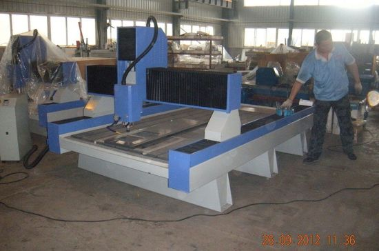 CNC Router for Marble/Stone Engraving (XZ1224) pictures & photos