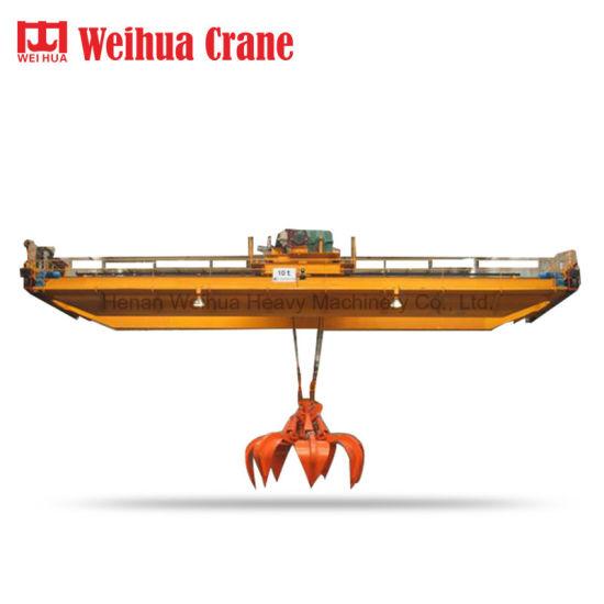 Overhead Grab Crane for Bulk Materials