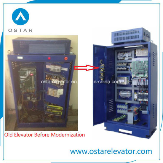 Factory Price Elevator Parts and Latest Technology Elevator Modernization