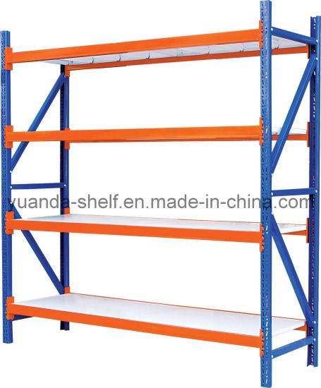 Metal Middle Duty Warehouse Tools Storage Rack