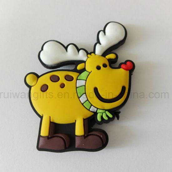 Wholesale 3D Animal Fridge Magnet for Home Decoration