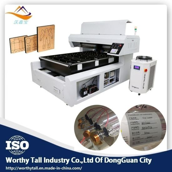 300W 400W 600W Laser Glass Tube for Die Board Laser Cutting Machine