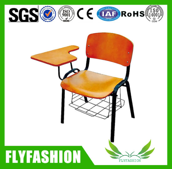Wooden and Metal Training Chair for School and Office (SF-13F)