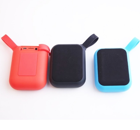 Mini Portable Speaker Box Sound Wireless Blue Tooth V5.0 Linking with Cell Phones IP Phone