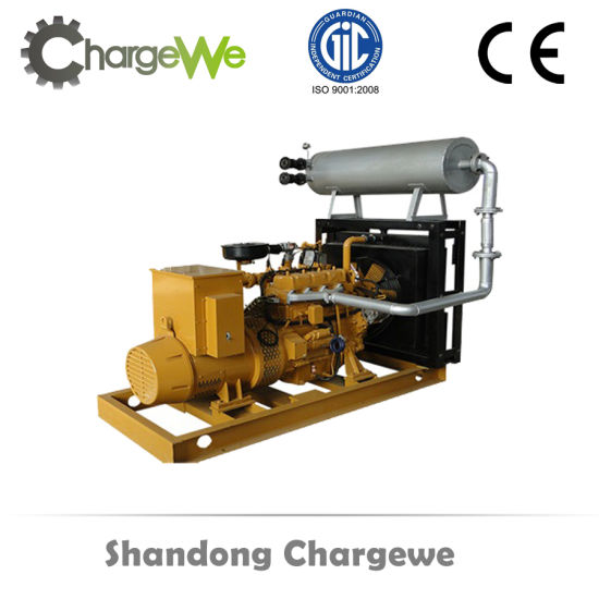 Wood Gasifier Power Electric 100kw Biomass Generator Set pictures & photos