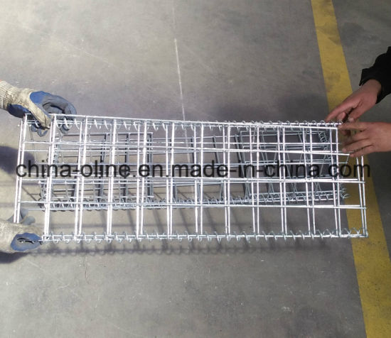 High Quality Welded Galvanized Stone Gabion pictures & photos