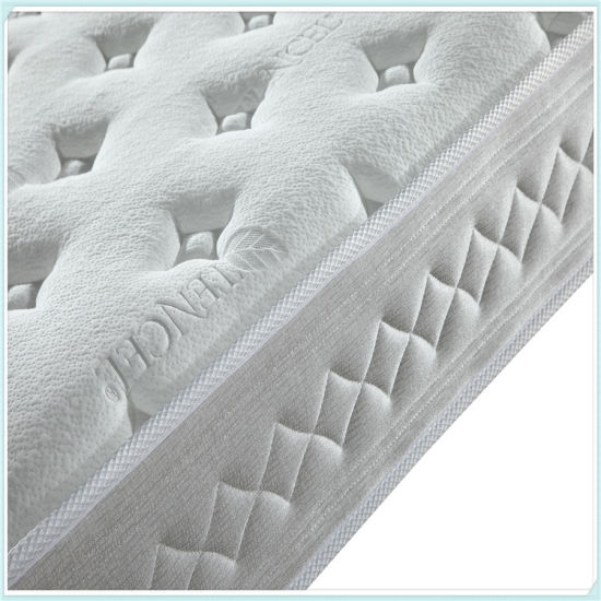 Gold Supplier China Factory Offer Pocket Spring Mattress R23 pictures & photos