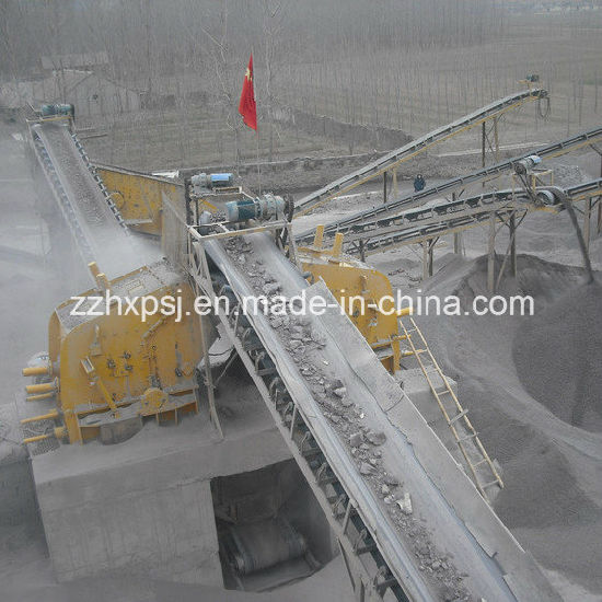 High Performance Stone Crusher Plant for Riverstone/Feldspar/Dolomite Crushing pictures & photos
