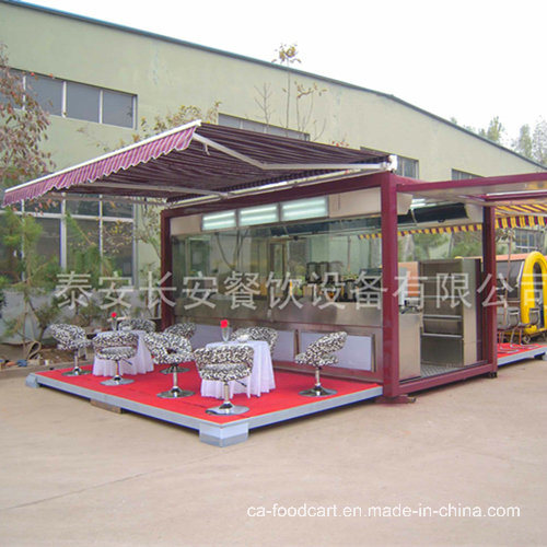 Fully Equipped Container Restaurant, Mobile Kitchen pictures & photos