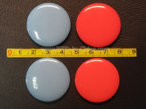 Colorful RFID Laundry Tag-20 for Tracking Applications