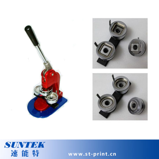 """3/"""" Button Maker for Making DIY Badge Buttons Round Badge Making Machine 75mm"""