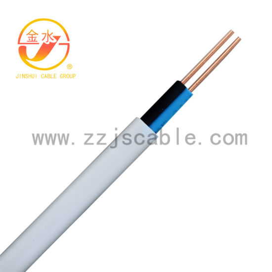 China 600 Volts Flat Copper Building Wire - China Building Wire ...