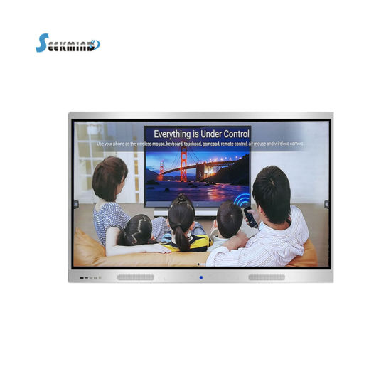 100''portable LCD Conference Smart Board Touch Display Interactive Whiteboard